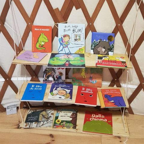 """Premio Siani """"Nati per leggere"""""""