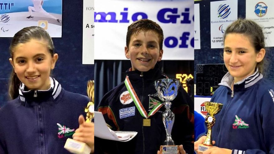 Erica Ragone - Lucio Toscani - Giulia Rosiello