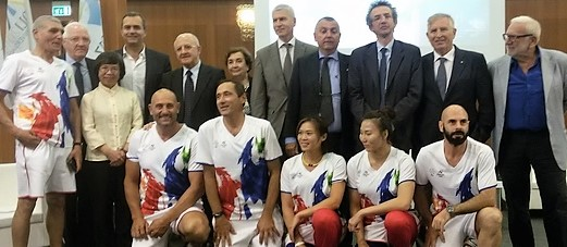 Attraverso Universiade Napoli 2019