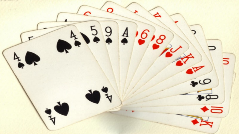 carte da gioco - Bridge