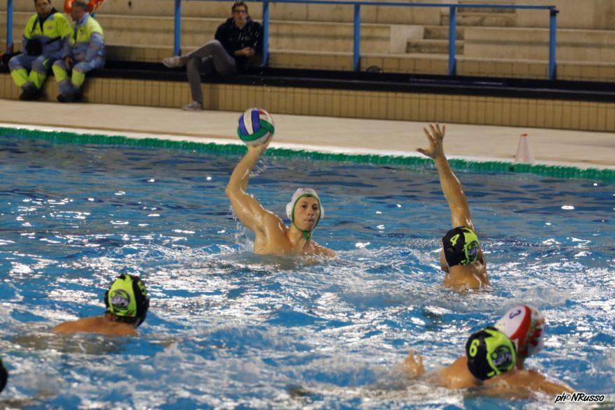 Posillipo vs Sport Management Verona