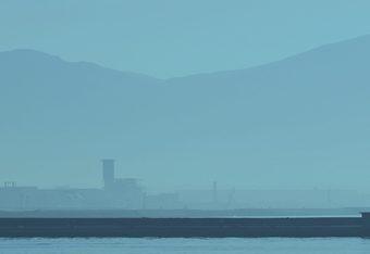 Porto di Napoli mare faro