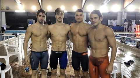 Lorenzo Tuccillo, Roberto Frigerio, Luigi Crisci e Luca Schiattarella