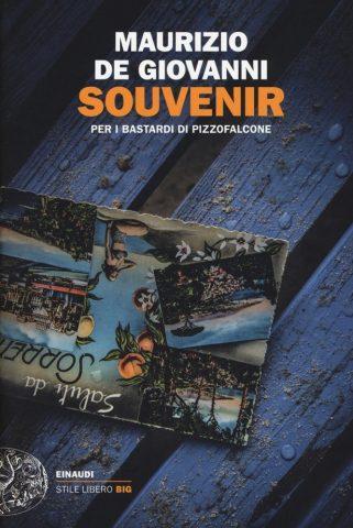 Copertina - Souvenir per i bastardi di Pizzofalcone