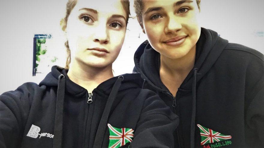 Alessandra Faella e Cristina Annella