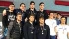 Lorenzo Tuccillo, Roberto Frigerio, Emanuele Russo e Luigi Crisci