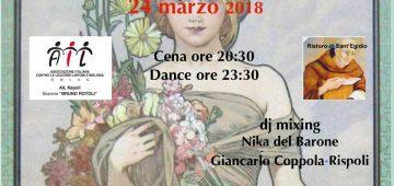 Festa di Primavera locandina 2018