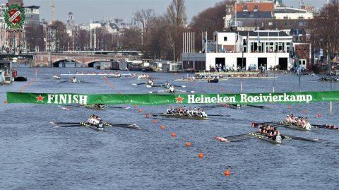 Heineken Roeivierkamp di Amsterdam