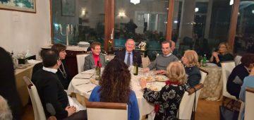 Sergio Roncelli alla Cena Borbonica