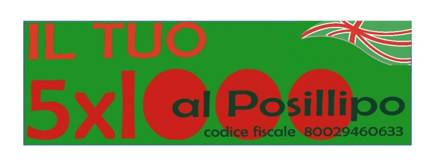 5x1000 al Posillipo 2018