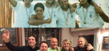Giuseppe Vernillo, Arturo De Leone, Cristiano Campanile, Vincenzo Triunfo, Massimo Di Deco