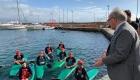 Brindisi di natale 2018 - Semeraro e Canoa Polo