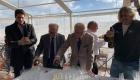Brindisi di natale 2018 Saccoia Semeraro e Triunfo