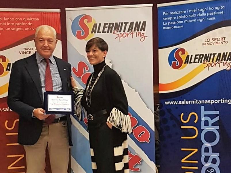 Gigi Massimo Esposito con Elena Gallo