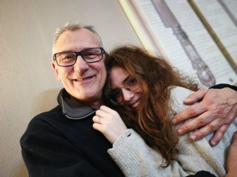 Aldo Cuomo e Giovannella Somma