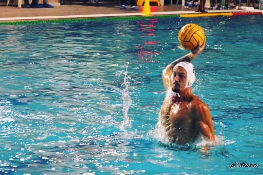 Simone Rossi - pallanuoto Posillipo