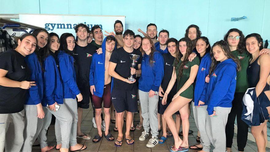 Campionati Italiani Salvamento febbraio 2019