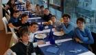 Giovanissimi a cena Commodore