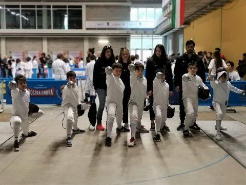 Gruppo Maschietti GpG Riccione 2019