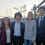Sara Scotto di Vettimo, Vittorio Barbiero, Guido D'Errico, Giorgio Orofino