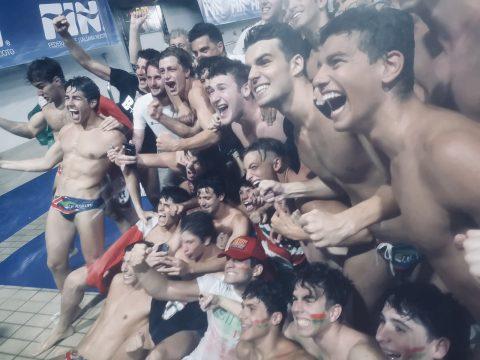 Pallanuoto U20 Campioni d-Italia (3)