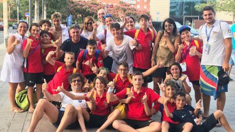 Haba Waba Spain Pallanuoto Under 12 (1)