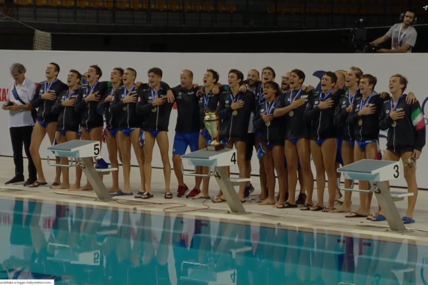 Pallanuoto Europei Under 17 -Italia Campione d-Europa (7)
