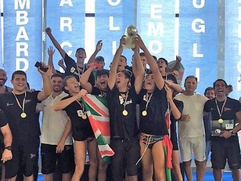Under15-Campioni -italia-2019-2