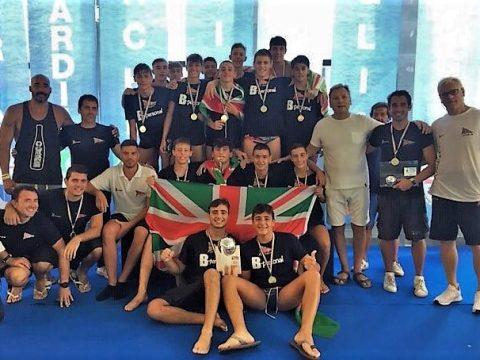 Under15-Campioni -italia-2019