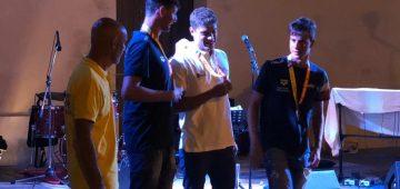 Emanuele Russo vince a Licata