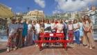 Panchina Rossa CN Posillipo - Nunzio Russo (1)