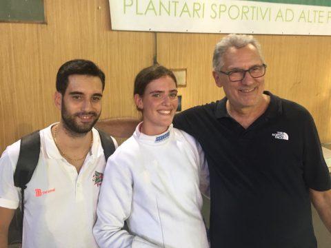 Regionali Assoluti spada San Nicola la Strada 2019 (1)