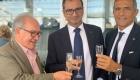 Conferenza Stampa presentazione squadra A1 2019-2020 -Semeraro - Ilario - Trapanese