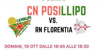 Posillipo - Florentia 2019