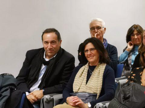 Massimo Cavaliere e Roberta Perito