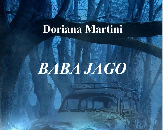 Baba Jago Doriana Martini copertina
