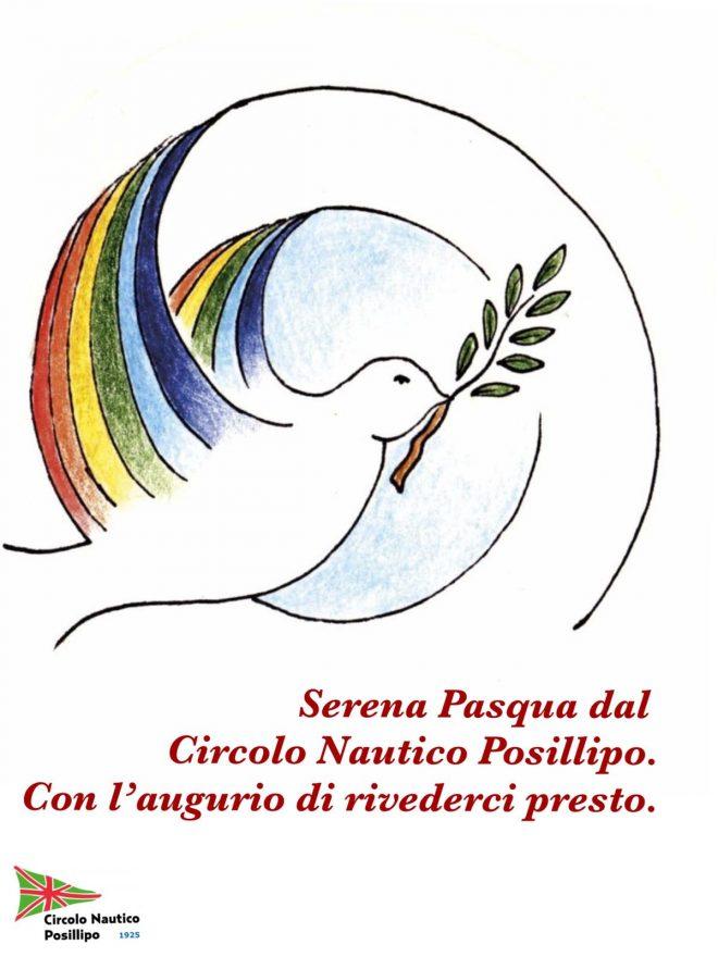Auguri Pasqua 2020 CNP - covid-19