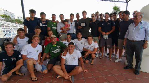Beach Waterpolo Tournament saluto a Negri (1)