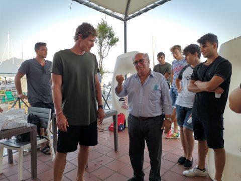 Beach Waterpolo Tournament saluto a Negri (2)