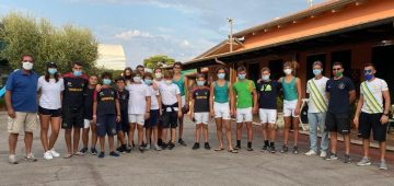 Squadra giovanile sabaudia 2020