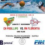 CN POSILLIPO - FLORENTIA 2020