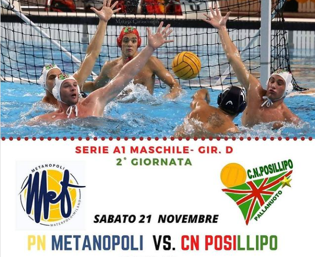 Metanopoli vs Posillipo