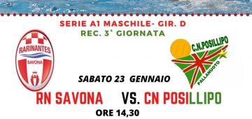 RN Savona vs CN Posillipo 2021 Head