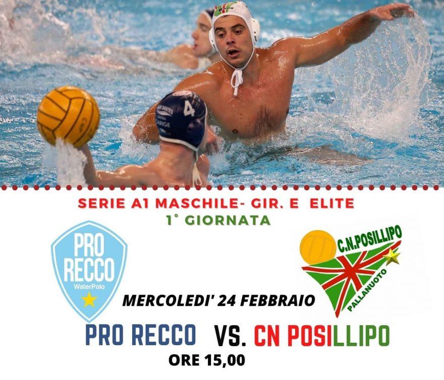 ProRecco-Posillipo febbraio 2021