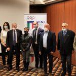 Elezioni Giunta Regionale Campania CONI 2021-2024