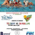 TeliMar- Posillipo Pallanuoto-Head