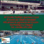 Ripartono i corsi nuoto maggio 2021