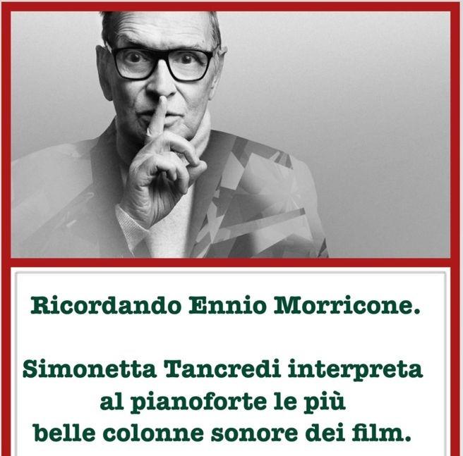 CONCERTO ENNIO MORRICONE 22 LUGLIO 2021 head