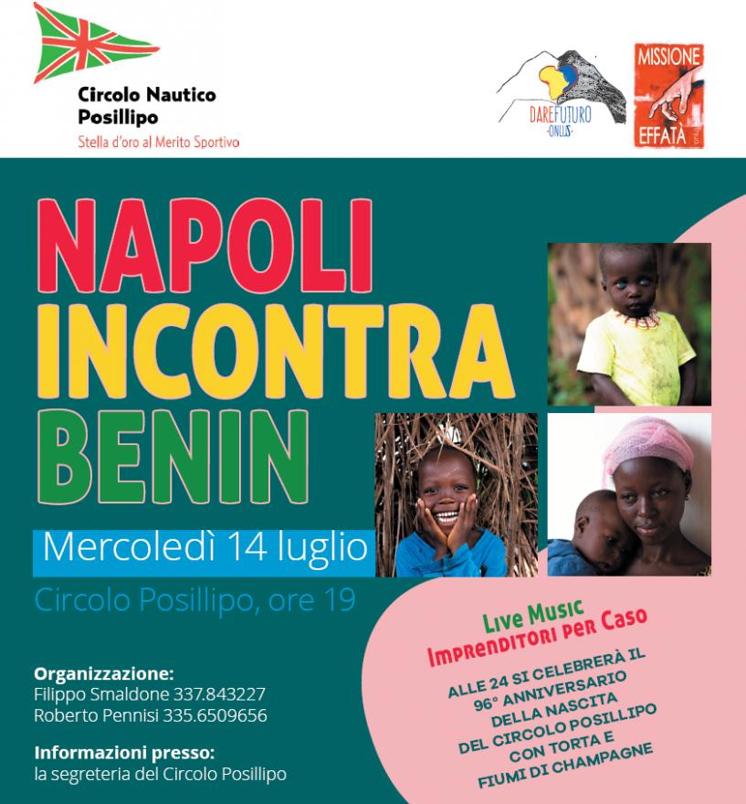 Napoli incontra Benin