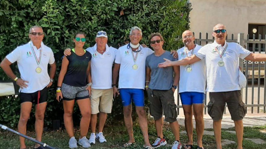 Canoa Master Italiani